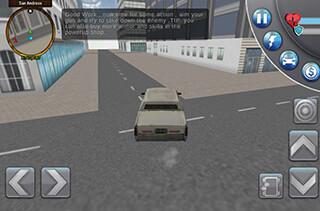 San Andreas Crime City 3D скриншот 4