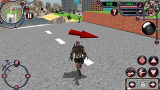 Rope Hero 3 скриншот 1