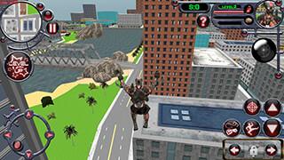 Rope Hero 3 скриншот 4