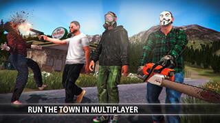 Experiment Z: Zombie Survival скриншот 4