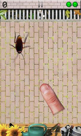 Cockroach Smasher скриншот 1