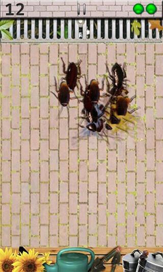 Cockroach Smasher скриншот 3