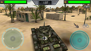 War World Tank 2 скриншот 2