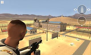 Sniper Duty: Prison Yard скриншот 1