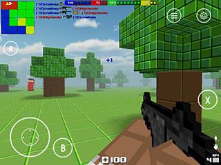 Блокада 3D скриншот 3