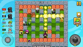 Bomber Friends скриншот 2