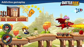 Battle Run скриншот 2