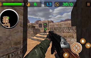 Counter Sniper: Critical Strike скриншот 2