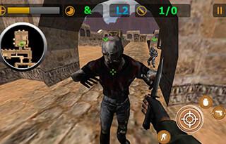 Counter Sniper: Critical Strike скриншот 3
