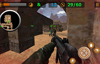Counter Sniper: Critical Strike скриншот 4
