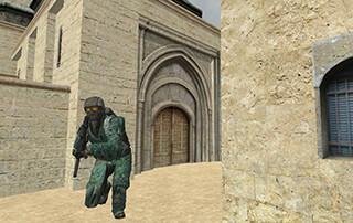 SWAT Sniper Team скриншот 1