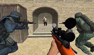 SWAT Sniper Team скриншот 3