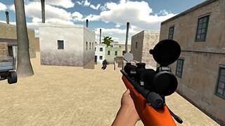 SWAT Sniper Team скриншот 4