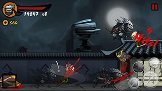 Ninja Revenge скриншот 2