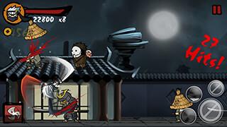Ninja Revenge скриншот 3
