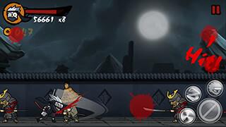 Ninja Revenge скриншот 4
