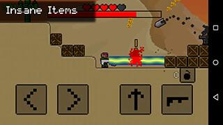 Pixel Force скриншот 3