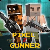 Pixel Z Gunner иконка