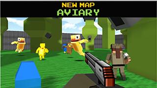 Pixel Z Gunner скриншот 1