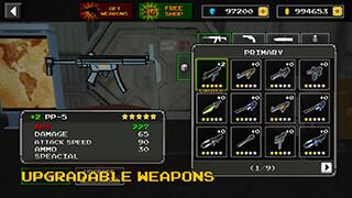 Pixel Z Gunner скриншот 3