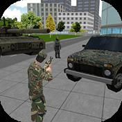 Угон военной техники (Army Car Driver)