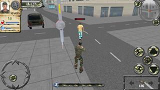Army Car Driver скриншот 2