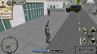 Army Car Driver скриншот 3