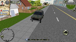 Army Car Driver скриншот 4
