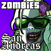 Zombies in San Andreas иконка