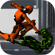Street Robot Fighting HD 3D иконка