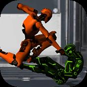 Street Robot Fighting HD 3D иконка