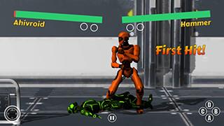 Street Robot Fighting HD 3D скриншот 2