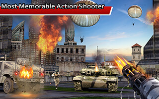 Gunner's Battlefield 2016 скриншот 1