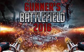 Gunner's Battlefield 2016 скриншот 2