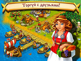Harvest Land скриншот 4
