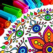 Раскраски мандала (Mandala Coloring Pages)