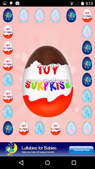 Surprise Eggs скриншот 1