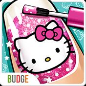 Hello Kitty Nail Salon иконка