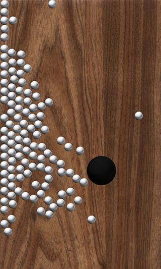Roll Balls: Into a Hole скриншот 1