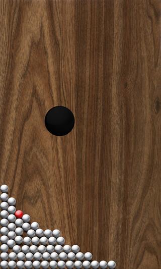 Roll Balls: Into a Hole скриншот 2