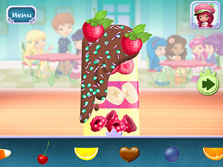 Strawberry: Sweet Shop скриншот 2