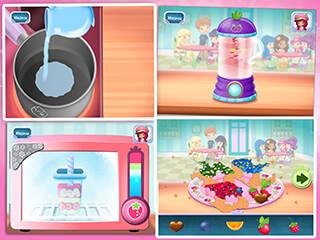 Strawberry: Sweet Shop скриншот 3