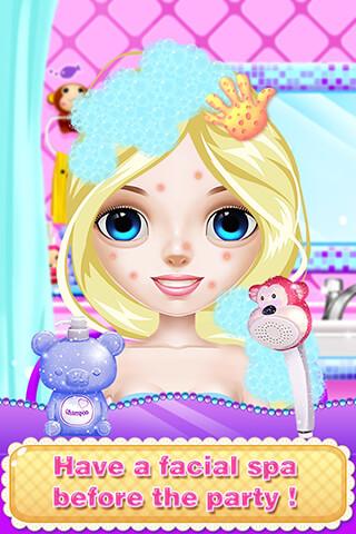 Princess: Makeup Salon скриншот 2