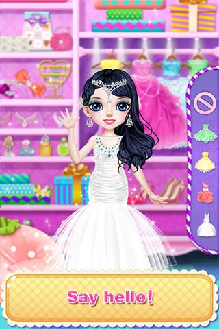 Princess: Makeup Salon скриншот 3