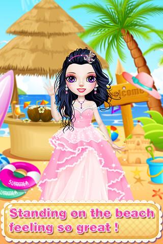 Princess: Makeup Salon скриншот 4