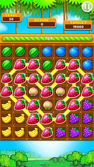 Fruit Splash скриншот 2