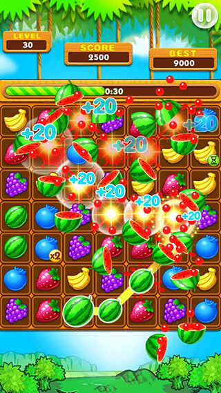Fruit Splash скриншот 3