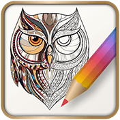 Family Coloring Book иконка