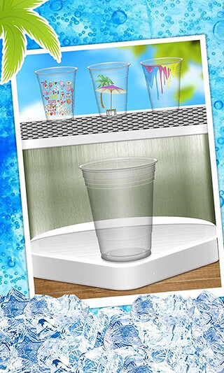 Icy Food Maker: Frozen Slushy скриншот 2