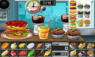 Burger скриншот 1